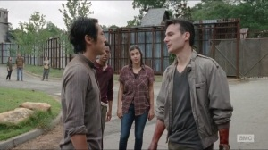 Remember- Aiden and Glenn argue