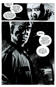 Remember- Comic Book Rick talks to Andrea about taking Alexandria