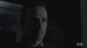 Remember- Rick talks about taking Alexandria
