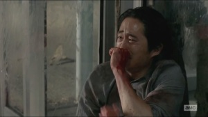 Spend- Glenn watches Noah killed before his eyes