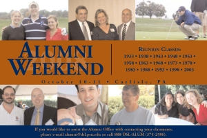 The Hunting Ground- Alumni Weekend