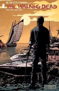 The Walking Dead #139- Cover