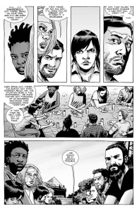 The Walking Dead #139- Dante talks about Carl getting a piece of ass