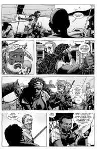 The Walking Dead #139- Much more fish in the sea