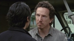 Try- Nicholas feels threatened by Glenn