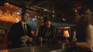 Beasts of Prey- Bullock and Gordon ask a bartender about Grace Fairchild
