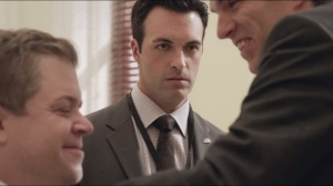 Data- Dan sees Teddy grope Jonah