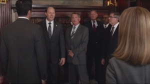 Joint Session- Congressman Furlong and Military Industrial Complex confront Selina