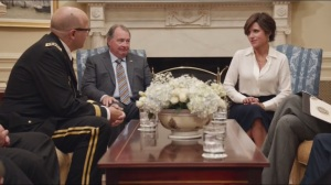 Joint Session- Selina meets with the Joint Chiefs of Staff