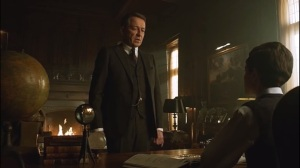 The Anvil or the Hammer- Bruce tells Alfred the truth about Reggie