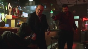 The Anvil or the Hammer- Maroni gives Connor a final message for Falcone