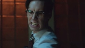 The Anvil or the Hammer- Nygma bashes Tom's skull
