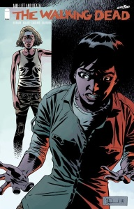 The Walking Dead #140- Cover