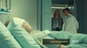 The Weight of This Combination- Delphine asks Dr. Nealon about Rachel