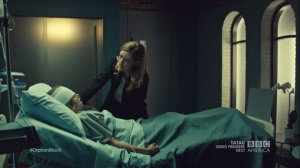 The Weight of This Combination- Delphine messes with Rachel