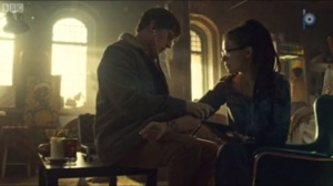Transitory Sacrifices of Crisis- Scott checks Cosima's health