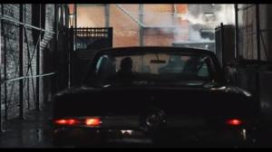 Under the Knife- Car rushes toward Gordon and Bullock