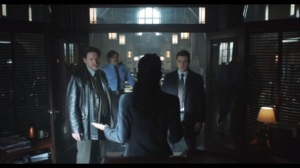 Under the Knife- Gordon and Bullock tell Captain Essen what happened