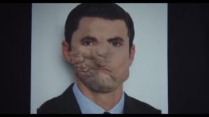 Under the Knife- Jason's original face
