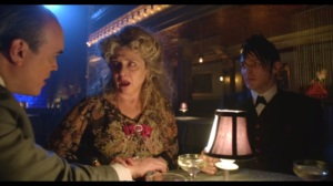 Under the Knife- Maroni talks to Gertrude about Oswald's darker side