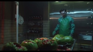 Under the Knife- Nygma stabs watermelons