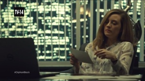 Certain Agony of the Battlefield- Delphine watches Shay and Cosima