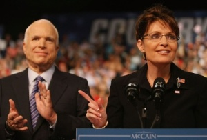 McCain introduces Sarah Palin