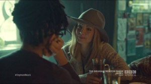 Scarred by Many Past Frustrations- Cosima and Shay talk some more