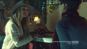 Scarred by Many Past Frustrations- Cosima meets Shay, played by Ksenia Solo