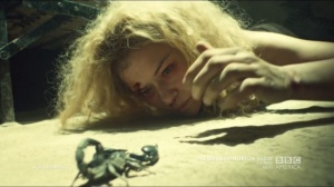 Scarred by Many Past Frustrations- The scorpion talks to Helena