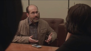 Tehran- Leon speaks with Selina about his detention