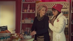 Community of Dreadful Fear and Hate- Alison meets with Connie at the store