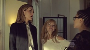 Community of Dreadful Fear and Hate- Delphine visits Cosima and Shay
