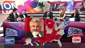 Election Night- CNN panel