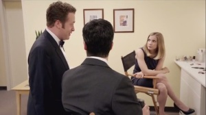 Election Night- Dan and Amy talk with Matty Curtis, played by Neil Casey