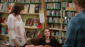 Equally Dead Inside- Jimmy meets with Sandra Bernhard at book reading