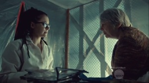 History Yet to be Written- Cosima comes to extract a sample from Malone