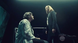 History Yet to be Written- Delphine confronts Dr. Nealon