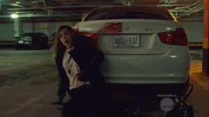 History Yet to be Written- Delphine gets shot