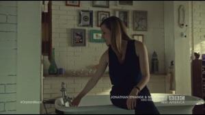 Insolvent Phantom of Tomorrow- Delphine draws a bath