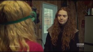 Insolvent Phantom of Tomorrow- Gracie bids Helena farewell
