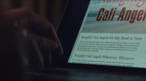 Night Finds You- Ani searches for Naughty Cali Angels