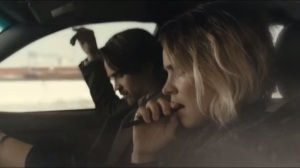 Night Finds You- Ray and Ani go for a ride, Ani smokes an e-cigarette
