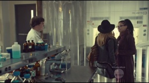 Ruthless in Purpose, and Insidious in Method- Cosima shows Shay around DYAD when Scott arrives