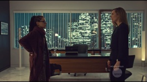 Ruthless in Purpose, and Insidious in Method- Cosima tells Delphine that she's quitting