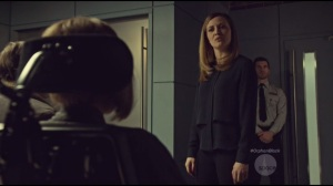 Ruthless in Purpose, and Insidious in Method- Delphine confronts Scott and Rachel