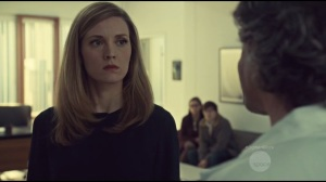 Ruthless in Purpose, and Insidious in Method- Dr. Nealon informs Delphine about Rachel's condition