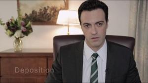 Testimony- Dan's deposition