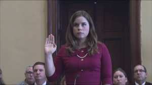 Testimony- Leigh testifies before the panel