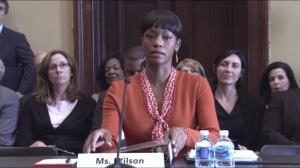 Testimony- Sue's testimony